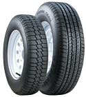 Radial Trail RH Trailer Tire